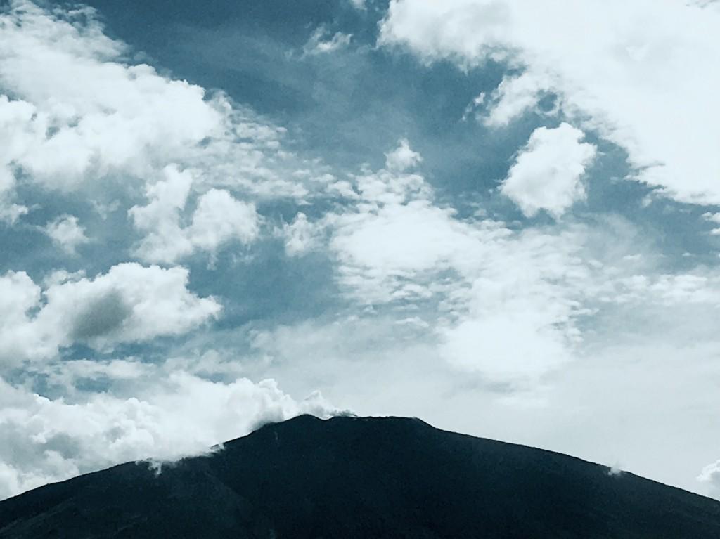 Etna, Monte Mojo - spent crater