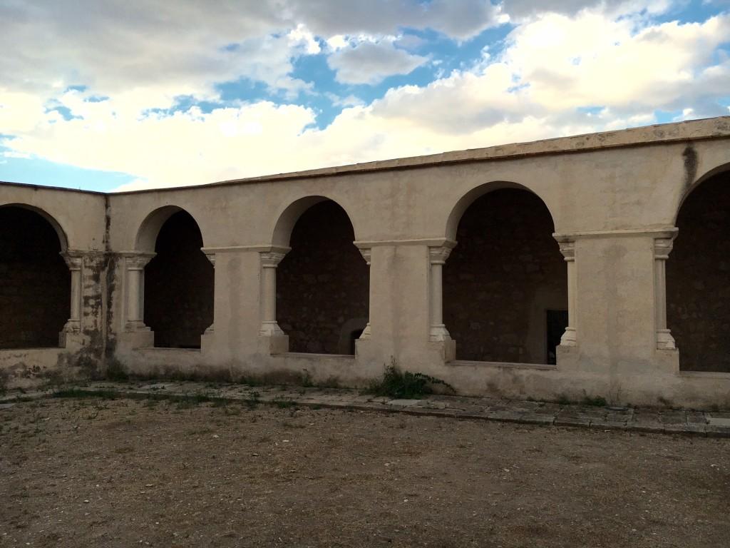 Scicli, Convento della Croce