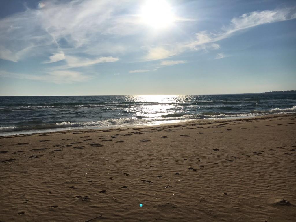 Menfi, la spiaggia di Capparrina, dove finiscono gli uliveti